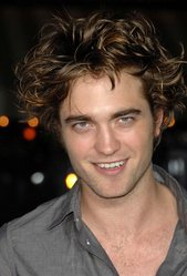 biographie de Robert Pattinson.