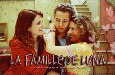 luna  et  sa famille