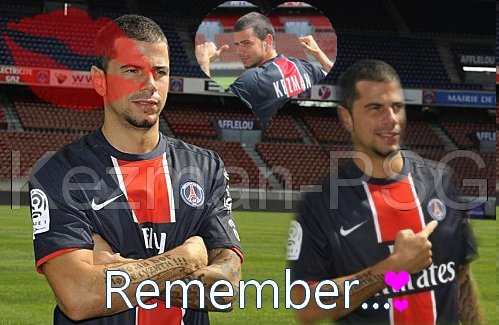 Remember him, Le Prince du Parc (l)