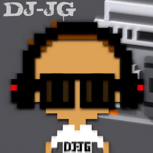 DJ-JG My New Logo