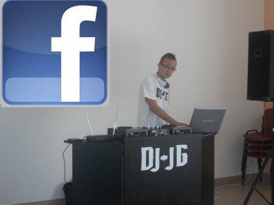 DJ-JG est aussi sur facebook