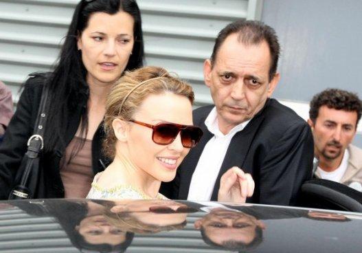 Kylie Minogue choquée par les inondations en Australie