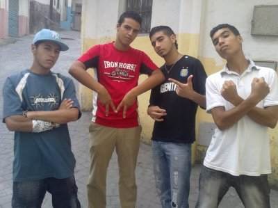 Mo9awem & Mr King & H Crazy & Soulja`men