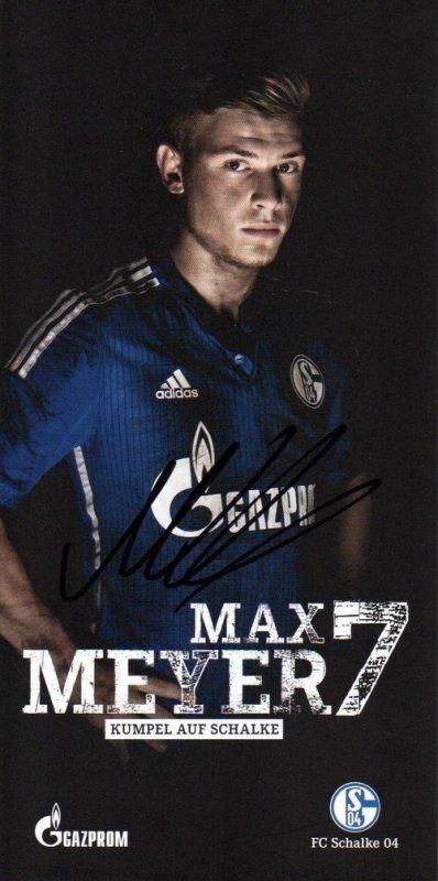 Os n°16 Max Meyer
