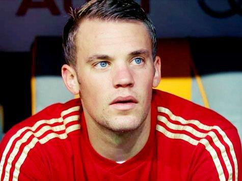Os n°20 Manuel Neuer