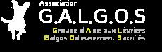 """POUR TELECHARGER  LE SINGLE """"SAUVONS LES GALGOS"""" ARESSEZ VOUS L'association G.A.L.G.O.S ou Marie Christine Leclercq"""