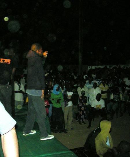 l'heure a sonné  / Samba Gaarouwallé (2012)