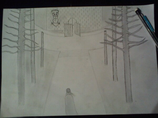 Premier dessin ~