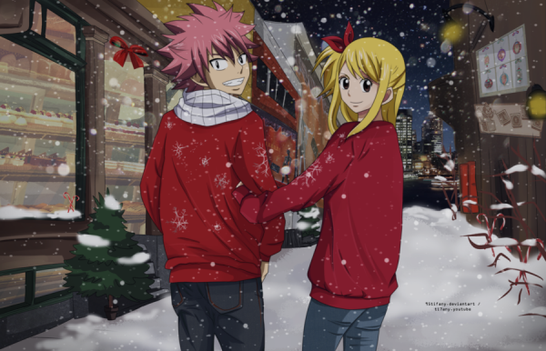 OS : joyeux Noel ! ~ (pas de titre plus originale xD)