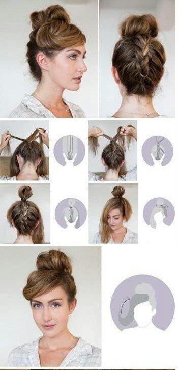 Tutos coiffures !