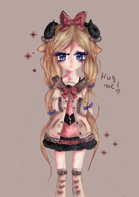 Hug me !