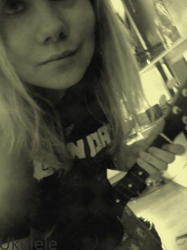 La musique me fais revivre !