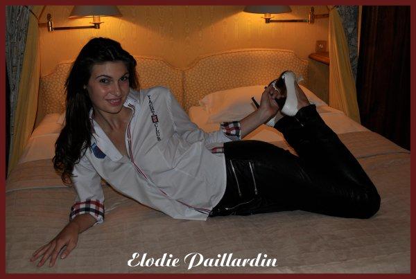 shooting exclusif avec miss Bourgogne :Elodie Paillardin: Promotion de la marque Charles Hutton