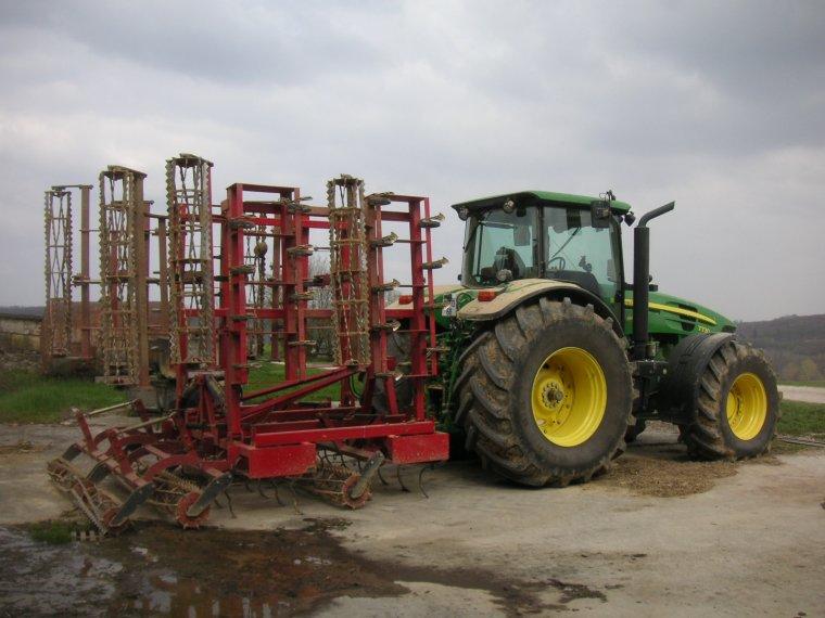 ensemble de préparation de sol