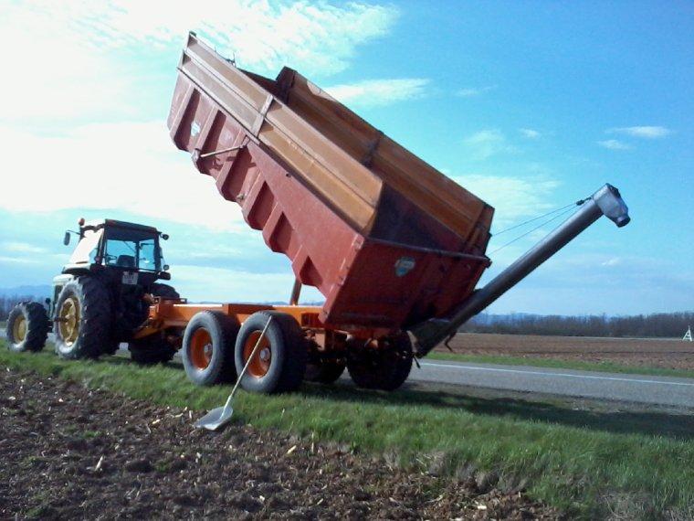 top départ pour les engrais de fond pour les maïs