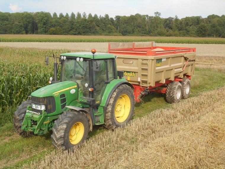 blé 2014