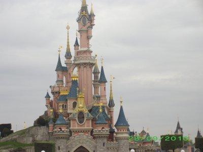 le chateau de la belle aux bois dormant