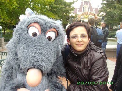 moi et le cousin de ratatouille