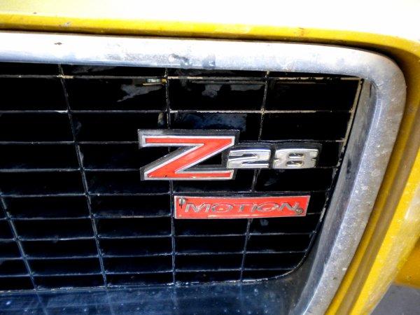 CAMARO Z28 RS