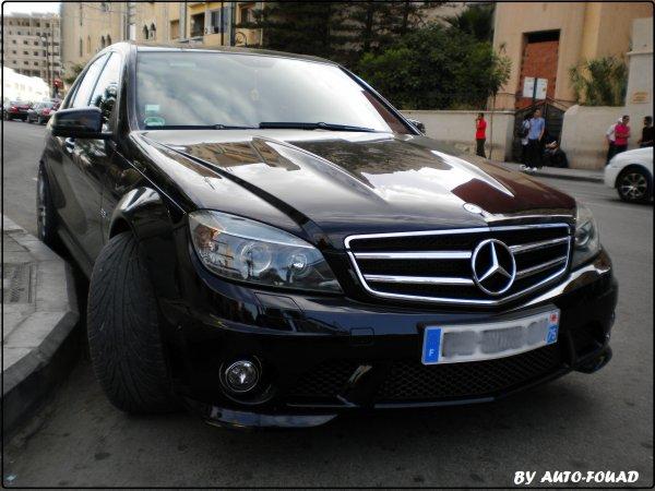 Mercedes Benz C63AMG