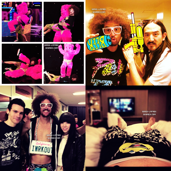 Candis RedFoo Los Angeles - Instagram