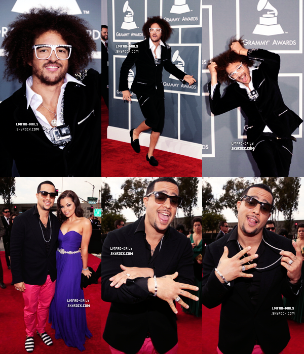 | Event | 55th Grammy Awards (Los Angeles)