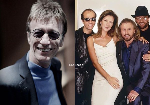 "R.I.P. Robin Gibb..Bee Gees singer dead at 62! ""Immortality"" was composed by Bee Gees, specially for Celine Dion!"