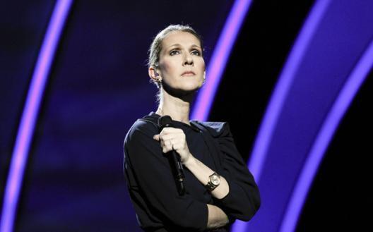 Céline Dion veut faire un gros câlin à Adele