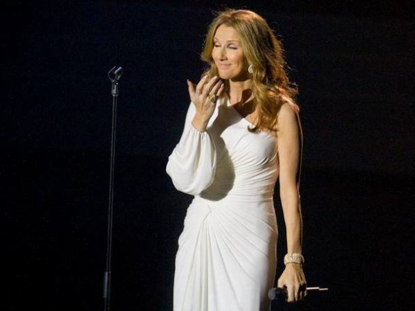 Celine Dion on her love match with Rene and girl crush on Adele Celine Dion sur son amour correspondre avec René et écraser fille sur Adele