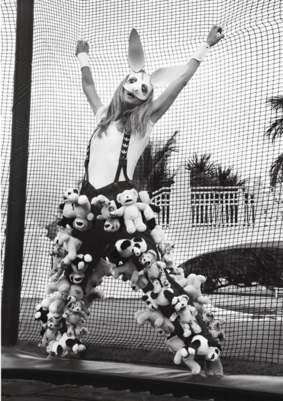 Céline Dion et ses poses osées pour V Magazine