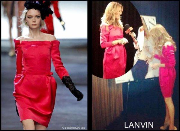 Celine Always in Fashion!