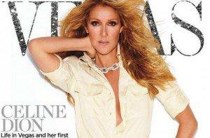 Céline Dion se confie et fait la couverture de vegas magazine