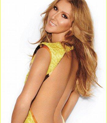 Céline Dion sexy pour Vegas magazine