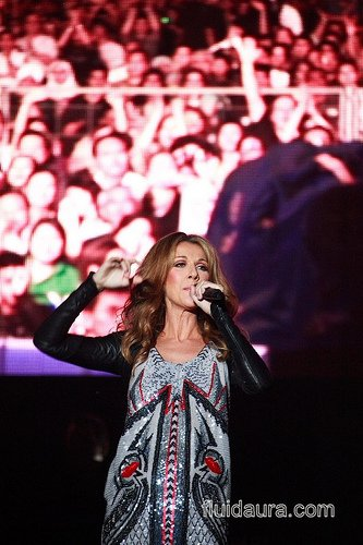 Céline Dion transformée pour V Magazine