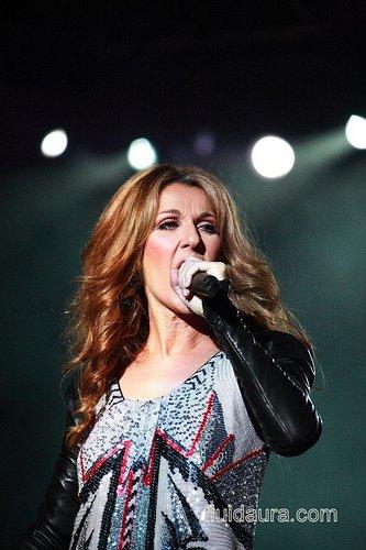 Céline Dion en résidence à Las Vegas jusqu'en 2014