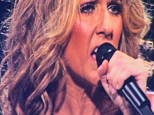 Céline Dion squatte la télévision française