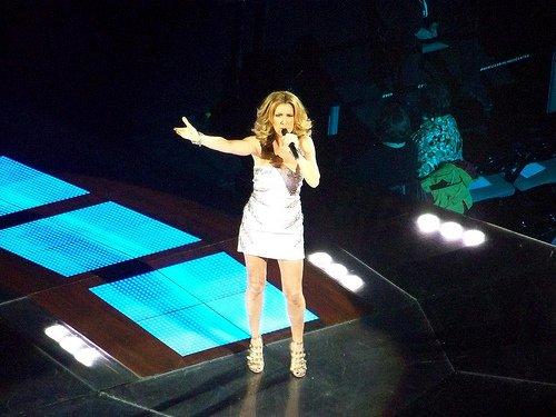 France Bleu partenaire du nouvel album de Céline Dion