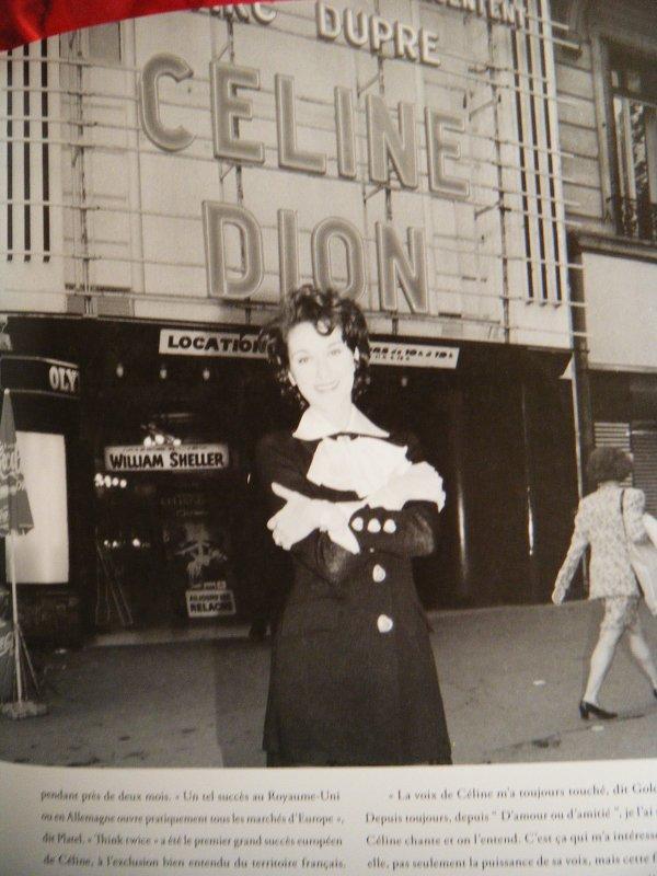 Céline Dion s'invite sur la tournée de Johnny à Montréal les 4 et 5 octobre