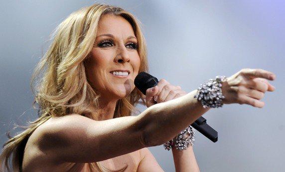 Céline Dion: une invitation V.I.P.