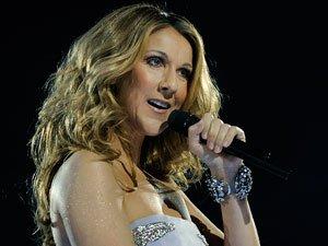 Céline Dion à Ça finit bien la semaine
