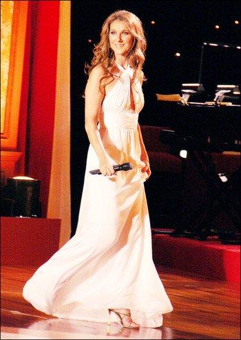 Céline Dion veut une fille