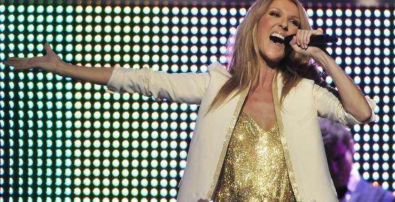 """Céline Dion : """"J'aimerais bien jouer Maria Callas"""""""