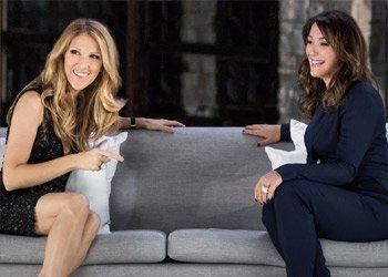 Céline Dion et ses jumeaux de 2 ans : 'J'allaite encore un de mes deux enfants'