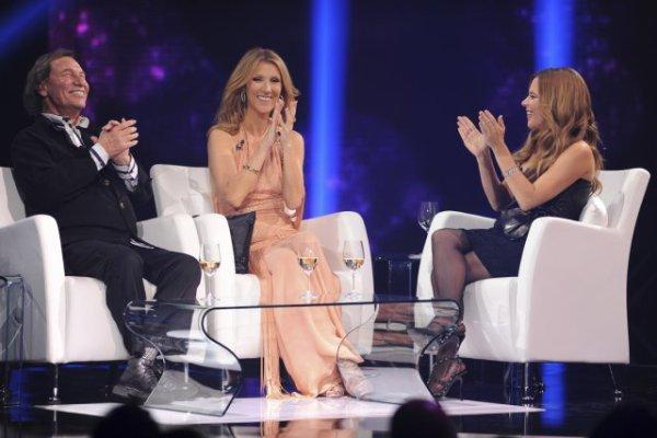Céline Dion: en attendant un autre album D'eux