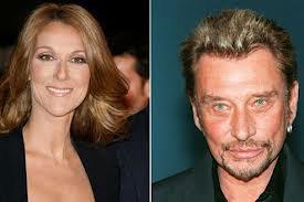 Céline Dion et Johnny Hallyday ont enregistré leur duo séparément