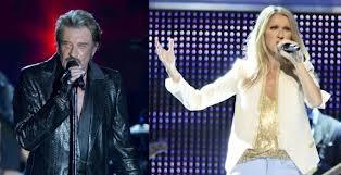 Johnny Hallyday et Céline Dion : les vrais dessous du duo de l'année !