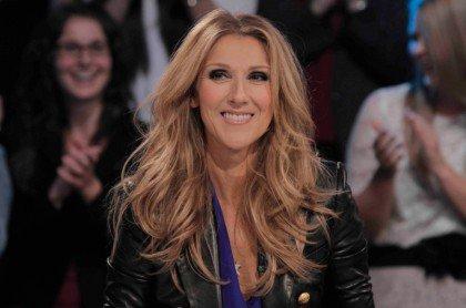 L'étoile du match à Céline Dion