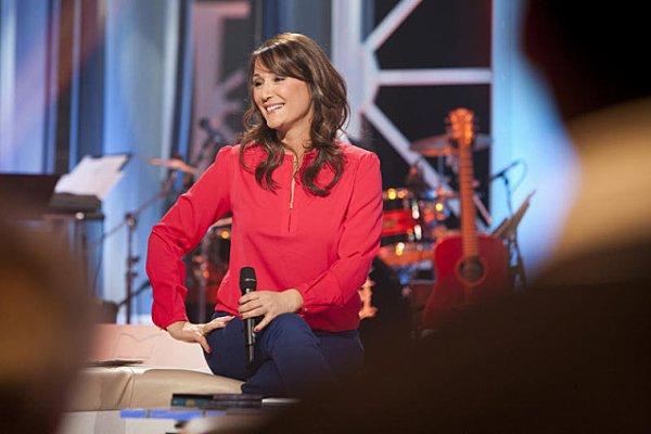 Chabada avec Céline Dion dimanche 2 décembre.