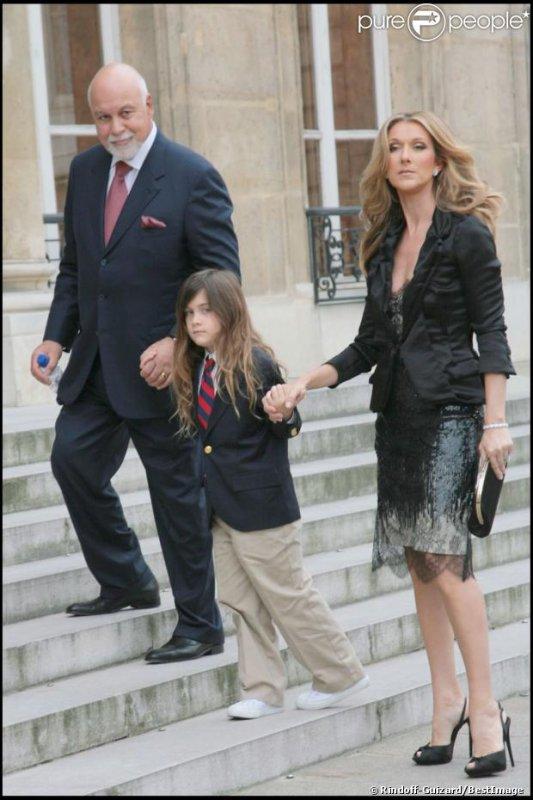 Céline Dion explique pourquoi son fils portait les cheveux longs « René-Charles se cachait »