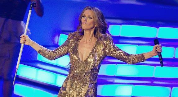 """Céline Dion invitée d'Alessandra Sublet dans """"C à vous"""" le 28 novembre"""